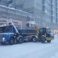 «Снежный» вопрос в Москве и Московской области – оптимальное решение