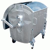 Специализированные емкости для временного хранения отходов