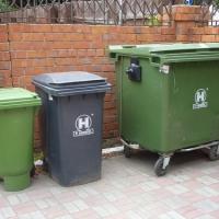 Виды мусорных контейнеров