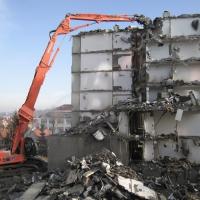 Как выбрать тип демонтажа здания?