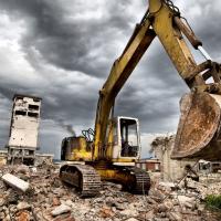 Типы демонтажа зданий