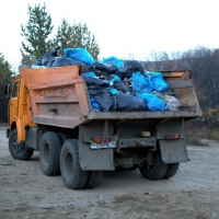 Вывозим мусор вовремя