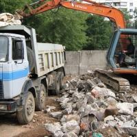 Три типа строительного мусора